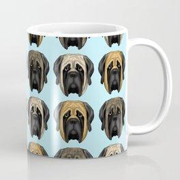 Mastiff Trio Coffee Mug