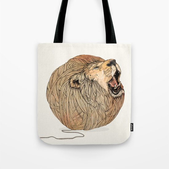 Unravel Me Tote Bag