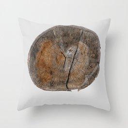 Stump 14 Throw Pillow