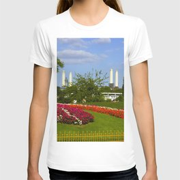 Battersea Power Station and Battersea Park T-shirt