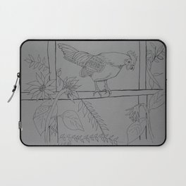Why run when you can roost Laptop Sleeve
