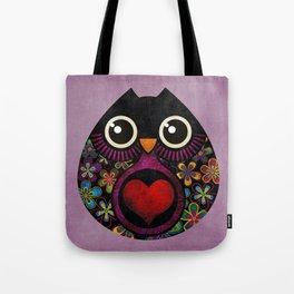 Owls Hatch Tote Bag
