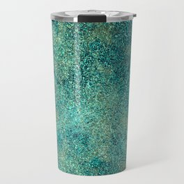 Oxidized Copper Travel Mug