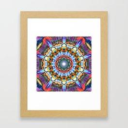 conversion Framed Art Print