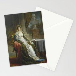 François Gerard - Madame Mre (Maria Laetitia Ramolino Bonaparte, 1750 - 1836) Stationery Cards