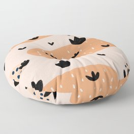 Garden Floor Pillow