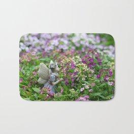 Flower Fairy Bath Mat