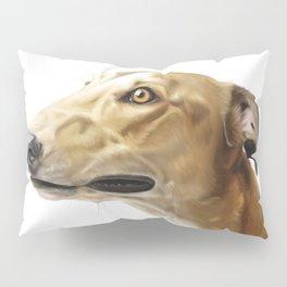 GREYHOUND ART Pillow Sham