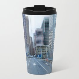 Face What Others Stay Away From  Travel Mug