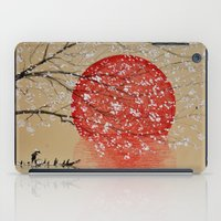 japan iPad Cases featuring Japan by Japan Art