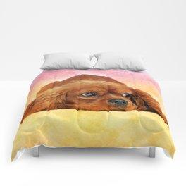 Cavalier King Charles Spaniel Comforters