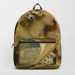 "Sir Lawrence Alma-Tadema ""The Three Graces"" Backpack"