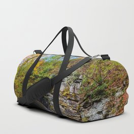 Smoky Mountain Tunnel Duffle Bag