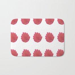 Pink SeaShells Bath Mat