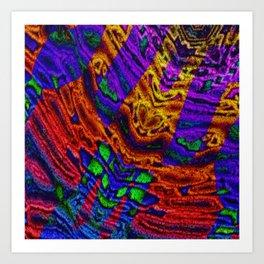 Layers VI Art Print