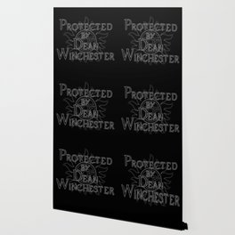 Protected by Dean Winchester Wallpaper