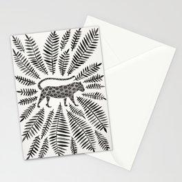 Black Jaguar Stationery Cards
