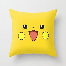 CUTEPIKACHU Throw Pillow