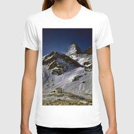 Matterhorn and Cross T-shirt