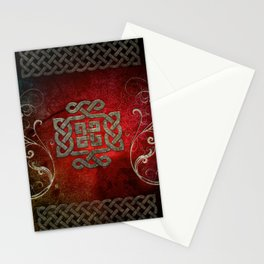 The celtic knot Stationery Cards