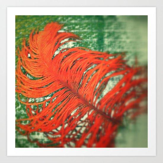 Sensation 1 Art Print