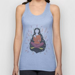 Peace and Pain (either/or/both) Unisex Tank Top