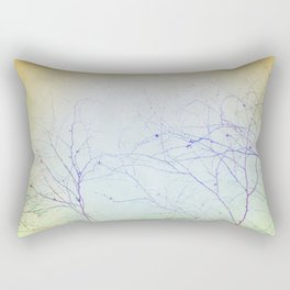 Abstract Nature Rectangular Pillow