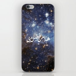 Gracefulness iPhone Skin