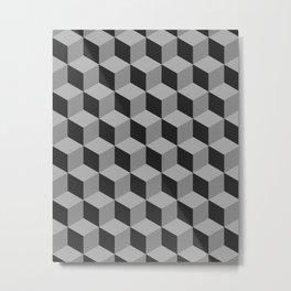 Density Metal Print