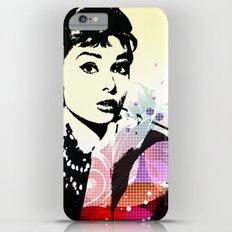 Audrey Hepburn iPhone 6 Plus Slim Case