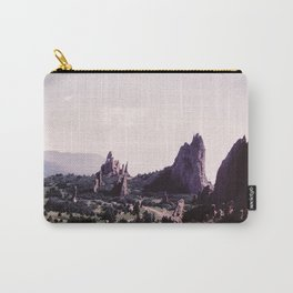Jagged Rocks Carry-All Pouch