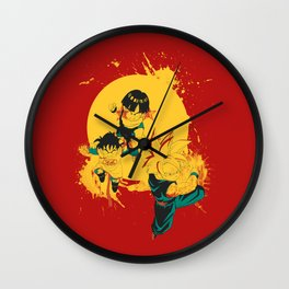 Kid Gohan Wall Clock