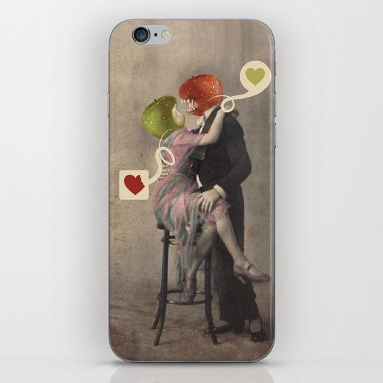 Loving Apple iPhone & iPod Skin