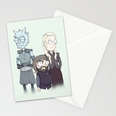 Game Of Schwift Stationery Cards
