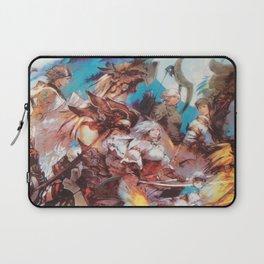 Final Fantasy Laptop Sleeve