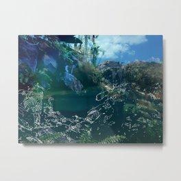 Environment Metal Print