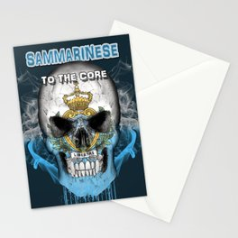To The Core Collection: San Marino Stationery Cards