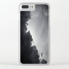 Vault of Heaven Clear iPhone Case