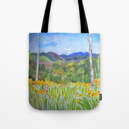 distance Tote Bag