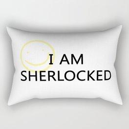 Sherlocked Rectangular Pillow