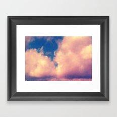 you were here Framed Art Print