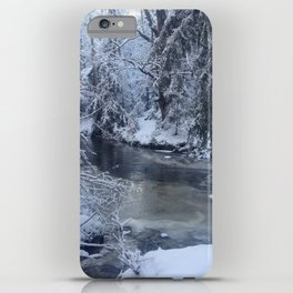 St-André river iPhone Case