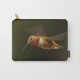 Rufous Carry-All Pouch