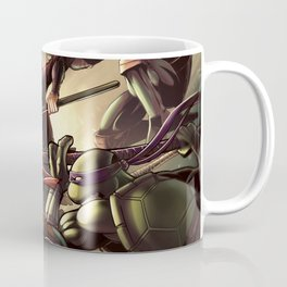 TMNT Go! Coffee Mug