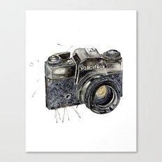 Take A Picture ! Canvas Print