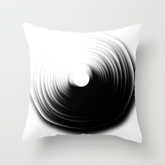 The First Blush of Sin Throw Pillow