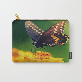 American Swallowtail Carry-All Pouch