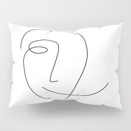 Different Smile Pillow Sham