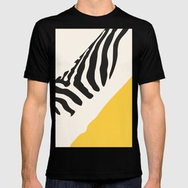Zebra Abstract T-shirt