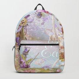 Lavender Easter Backpack